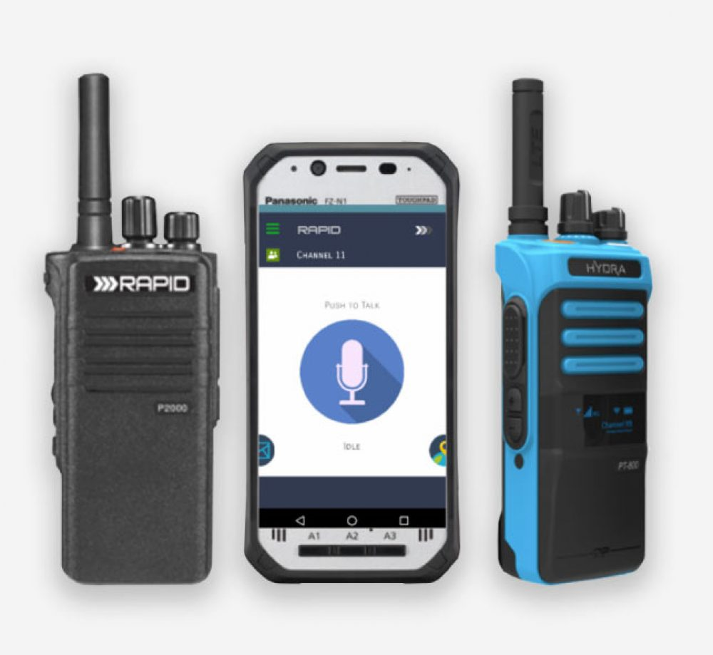 Business Two-Way Radio Communication